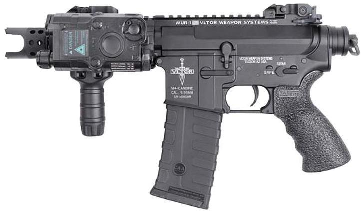 Автомат King Arms Vltor M4 Pistol KA-AG-122<br>
