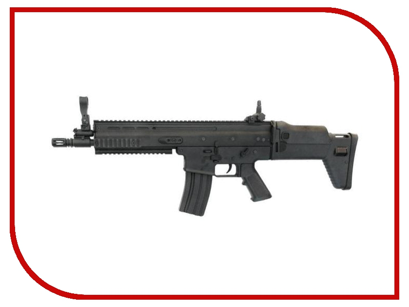 Автомат D-Boys FN SCAR BK 0041-299B