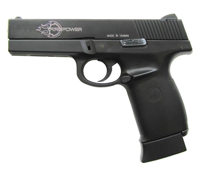 Пистолет KWC Firepower Pistol.40 BK<br>