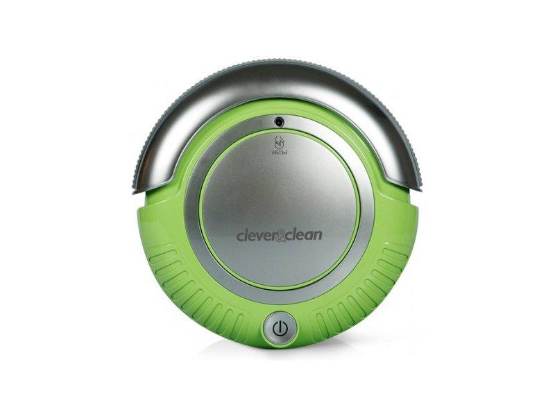 Пылесос-робот Clever&Clean 002 M-Series Green от Pleer