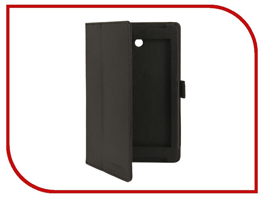 Аксессуар Чехол ASUS FonePad 7 SonicSettore Black 371083
