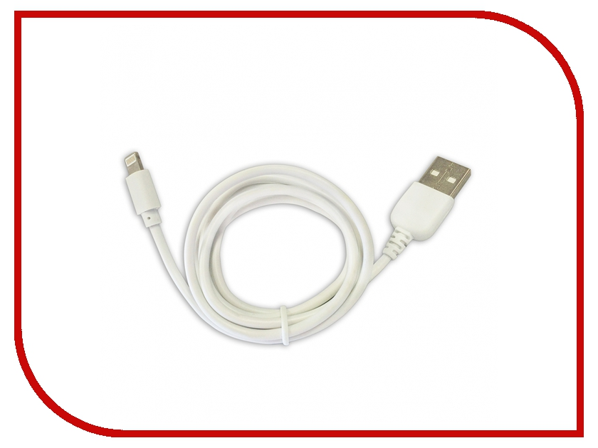 ��������� CBR CB 277 / Human Friends Super Link Rainbow L Lightning to USB Cable 1m for iPhone 5/5S/5C/iPod Touch 5th/iPod Nano 7th/iPad 4/Air/mini/mini 2 Whit