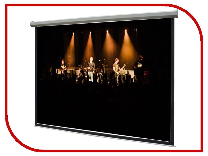 Экран Classic Solution Lyra 209x160 E 200x150/3 MW-M8/W с электроприводом3 MW-M8/W с электроприводом