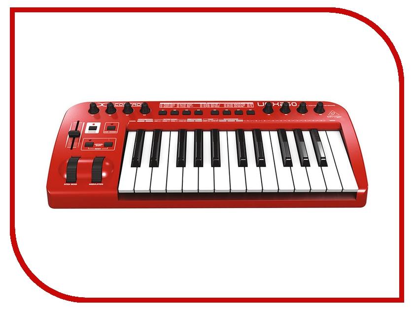Midi-клавиатура Behringer U-CONTROL UMX250