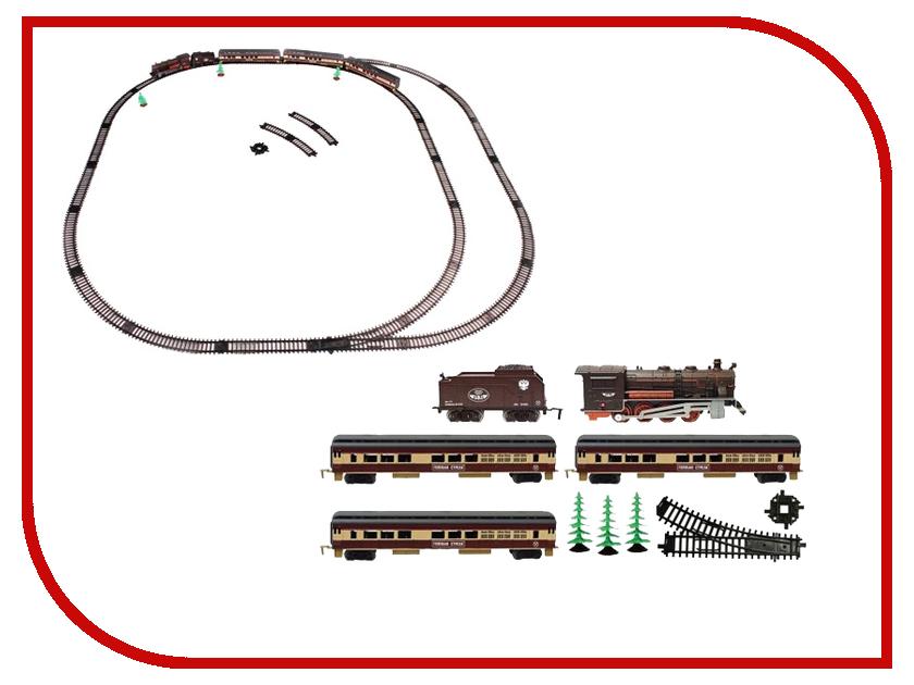 Железная дорога Голубая стрела 2022B от Pleer