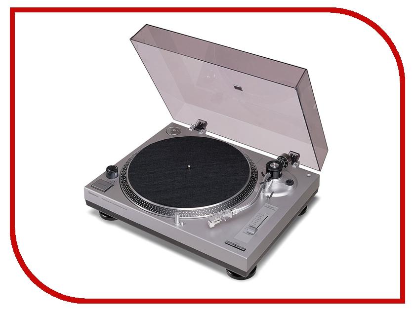 Проигрыватель виниловых дисков Sherwood PM9805 Silver<br>