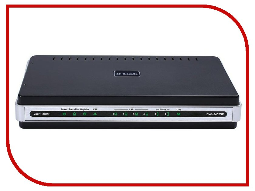 Роутер D-Link DVG-N5402SP<br>