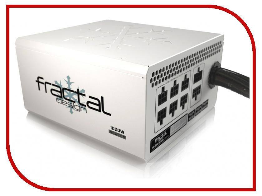 Блок питания Fractal Design Newton R3 FD-PSU-NT3W-1000W White 1000W корпус atx fractal design define xl r2