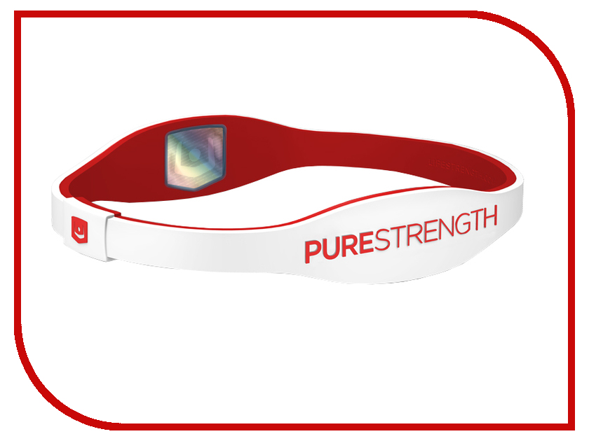 ������� PureStrength EDGE LTE MD White-Red