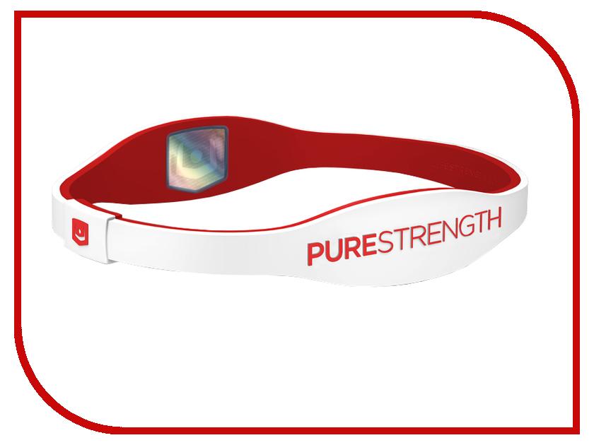 Браслет PureStrength EDGE LTE MD White-Red