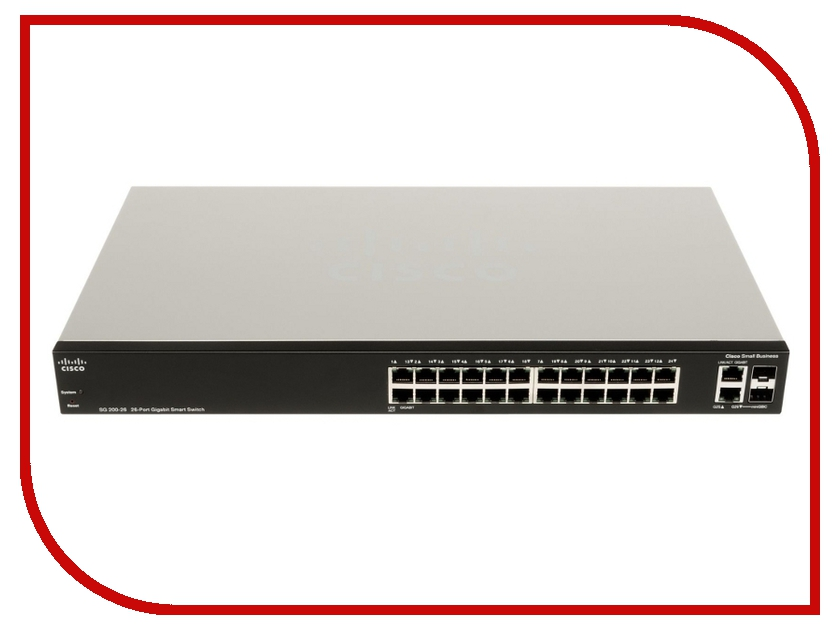 Cisco SLM2024T-EU cisco
