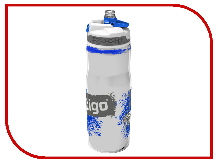 Фляга Contigo Devon Insulated White-Blue contigo0186