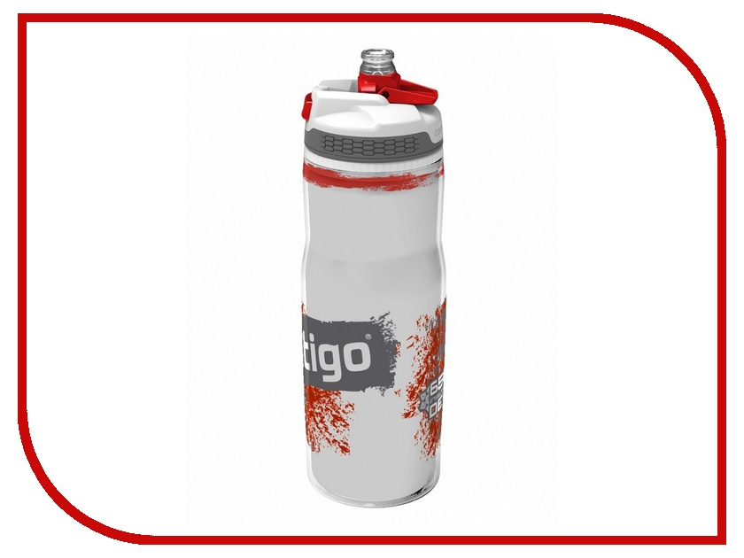 Фляга Contigo Devon Insulated White-Red contigo0187