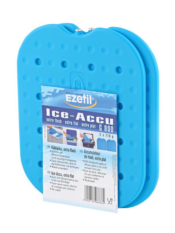 Аккумулятор холода Ezetil IceAccu G800 2х770гр 886639
