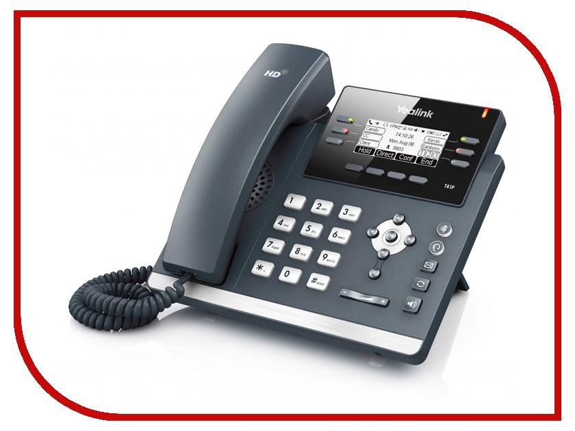 VoIP оборудование Yealink SIP-T41P<br>