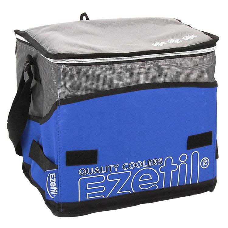 Термосумка Ezetil KC Extreme 16 Blue 726481 сумка холодильник ezetil kc extreme цвет голубой серый 16 л