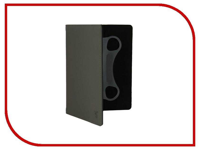 Аксессуар Vivacase Basic 8.0 кожаный, универсальный Grey VUC-CM008-gr<br>