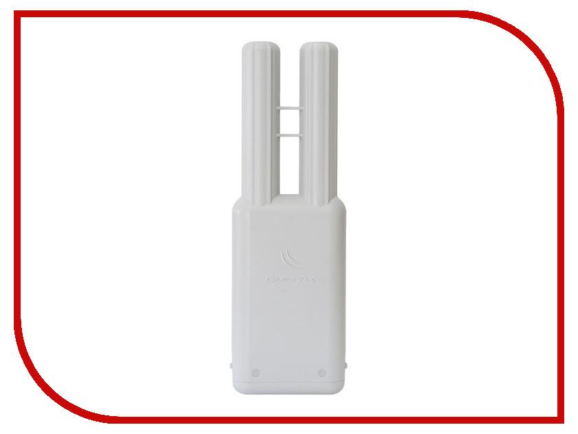 Wi-Fi роутер MikroTik OmniTIK 5 RBOmniTikU-5HnD wi fi роутер mikrotik omnitik u 5hnd
