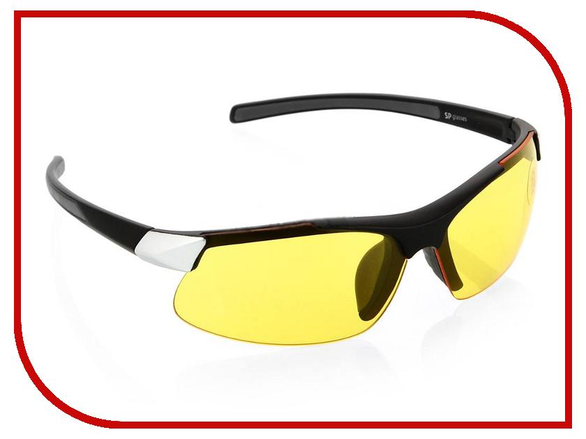 Очки SPG Premium AD057 Black-Silver<br>
