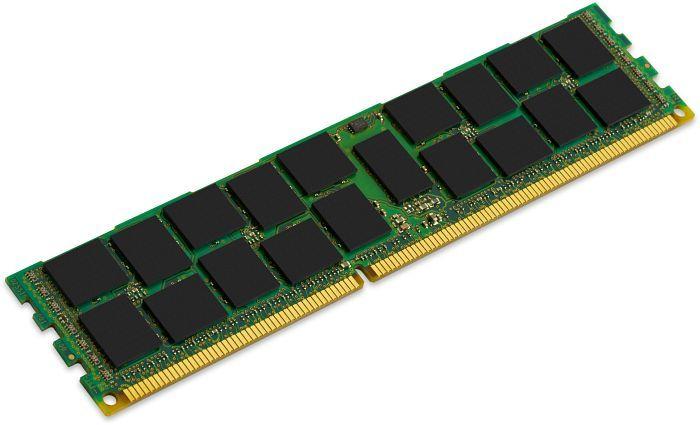 Модуль памяти Kingston PC3-10600 DIMM DDR3L 1333MHz ECC Reg CL9 DR x4 1.35V - 16Gb KVR13LR9D4/16<br>