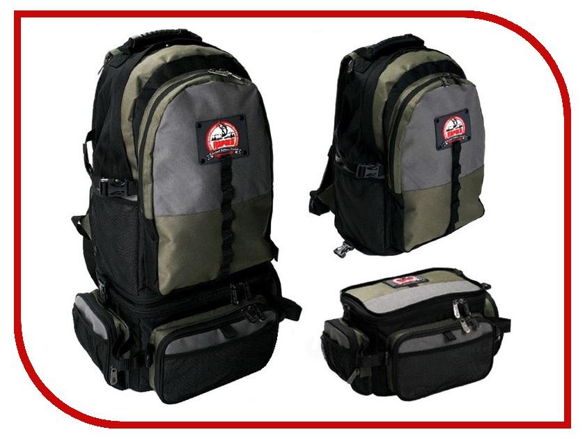 Аксессуар Рюкзак Rapala 3-in-1 Combo Bag 46002-1