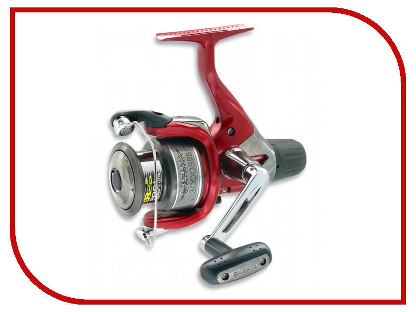 Катушка Shimano Catana 3000S RB CAT3000SRB