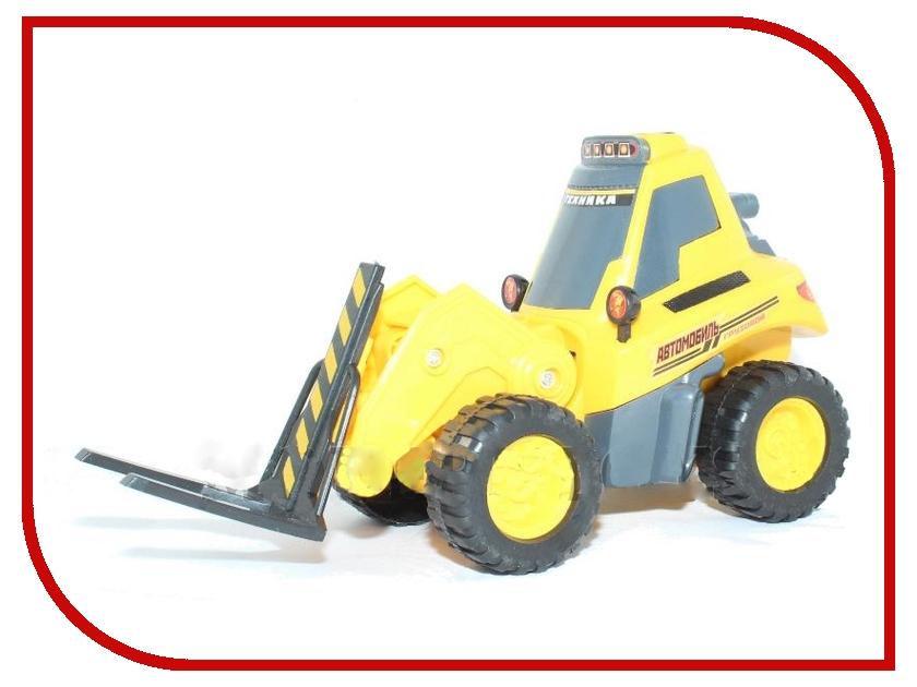 Радиоуправляемая игрушка Zhorya Сила техники Трактор X75300