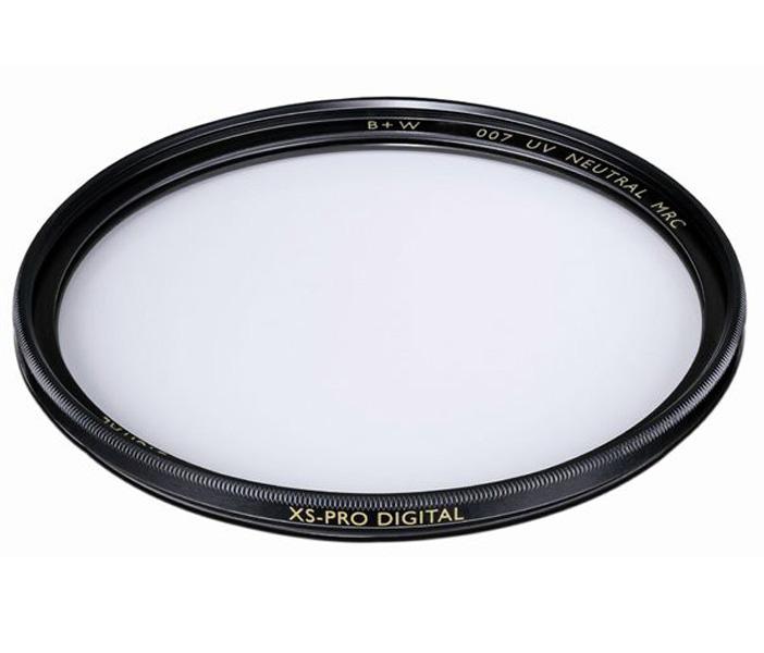 Светофильтр B+W 007M XS-Pro Clear MRC Nano 77mm (1066111) цена и фото