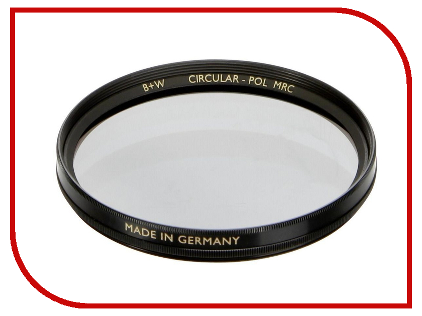Светофильтр B+W S03M F-Pro Circular-Pol MRC 82mm (1071068)<br>