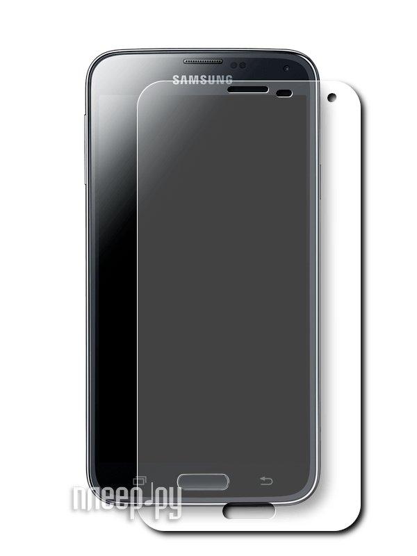 Аксессуар Стекло защитное Samsung Galaxy S5 Media Gadget Tempered Glass 0.33mm закругленные края TG020