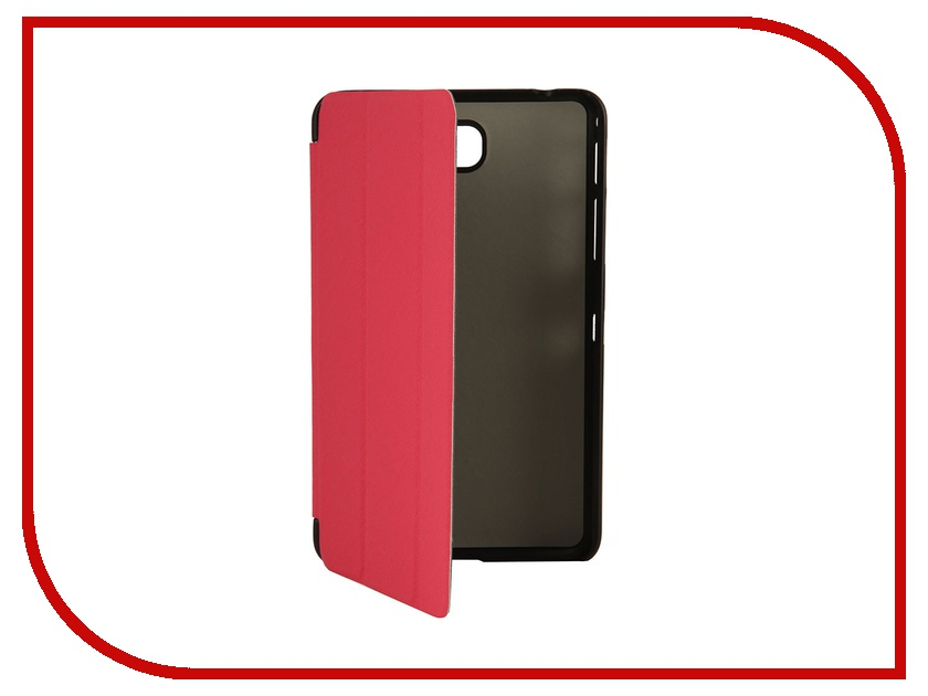 Аксессуар Чехол for Samsung Galaxy Tab 4 8.0 T331 Palmexx Smartbook Red PX/SMB SAM Tab4 T331 RED чехол для samsung s8530 wave ii palmexx кожаный в петербурге