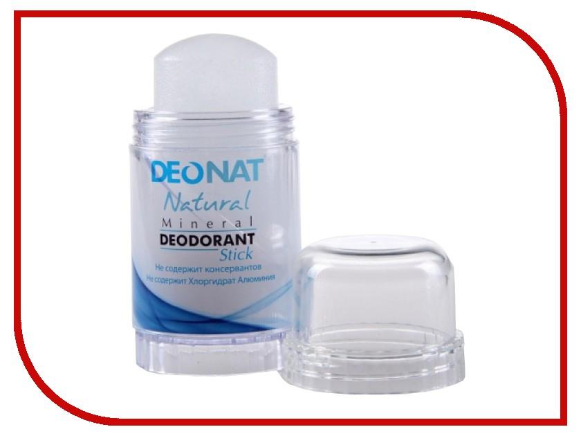 Дезодорант DeoNat кристалл 80г дезодорант deonat кристалл 100г с соком мангостина