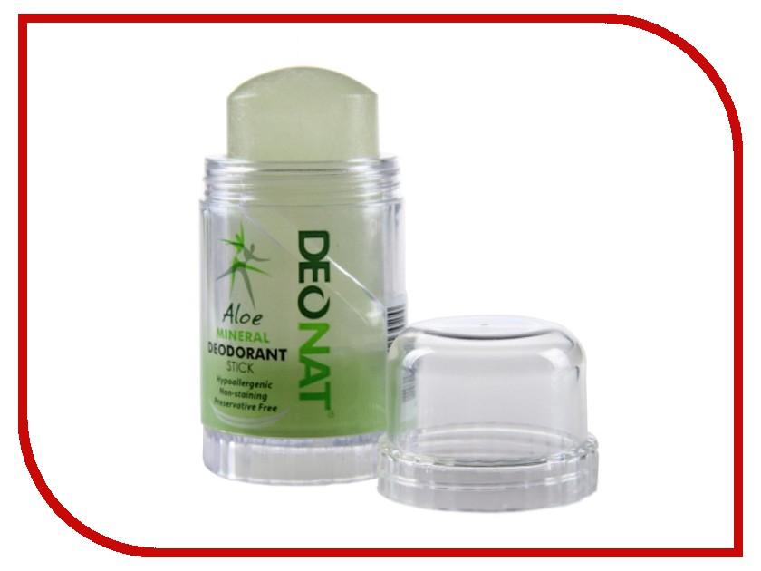 Дезодорант DeoNat кристалл 80г с соком Алоэ