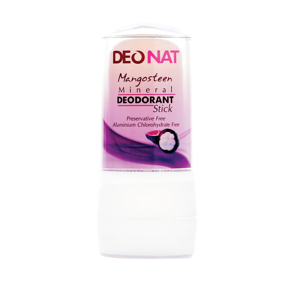 Дезодорант DeoNat кристалл 60г с соком Мангостина
