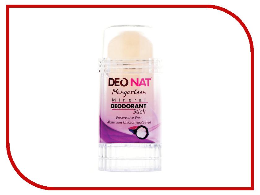Дезодорант DeoNat кристалл 80г с соком Мангостина