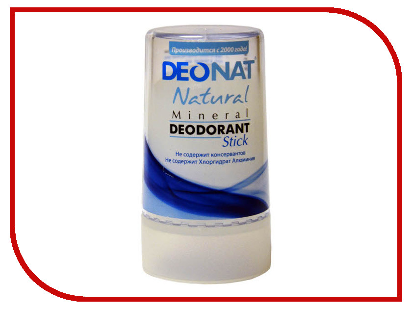 Дезодорант DeoNat кристалл RELAX 40г