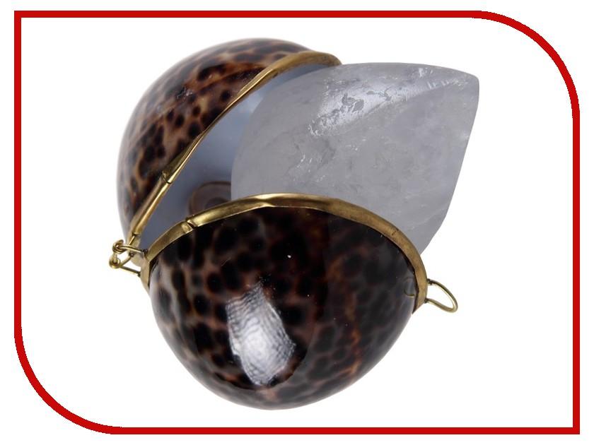 Дезодорант Tawas Crystal кристалл в ТИГРОВОЙ раковине 70г