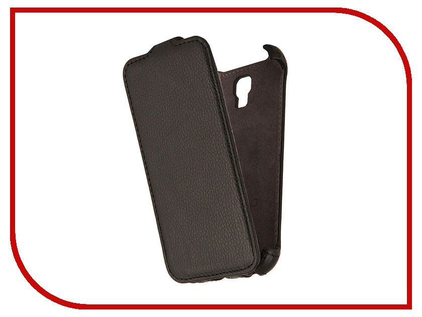 Аксессуар Чехол Alcatel OneTouch 5050Y POP S3 Partner Flip-case Black