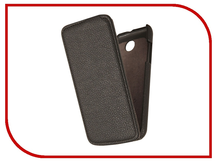 Аксессуар Чехол Lenovo A516 Partner Flip-case Black