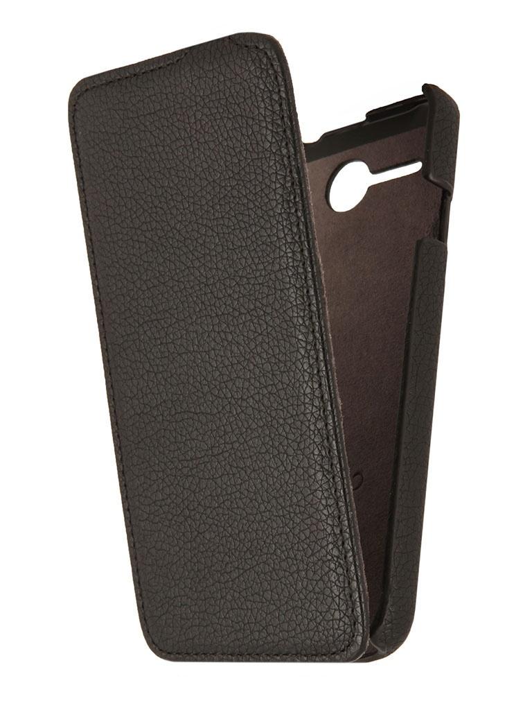 ��������� ����� Lenovo A680 Partner Flip-case Black<br>