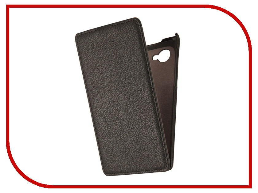 Аксессуар Чехол Lenovo A880 Partner Flip-case Black