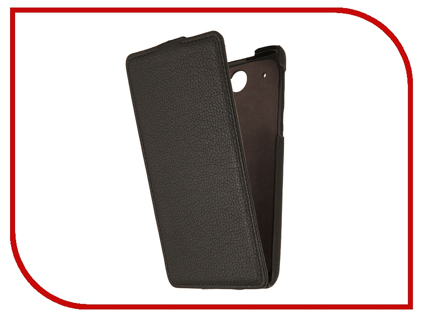 Аксессуар Чехол Lenovo S939 Partner Flip-case Black