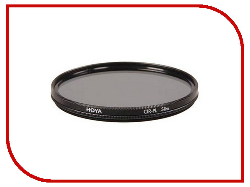 Светофильтр HOYA TEC Circular-PL SLIM 43mm 81987<br>