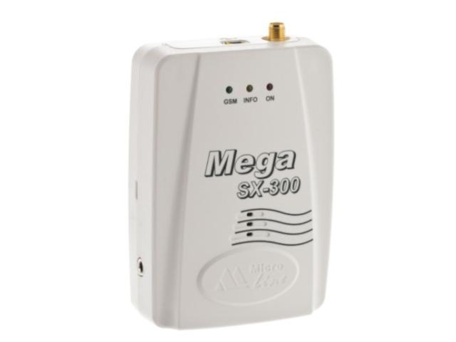 Сигнализация Mega SX-300R Radio — SX-300R