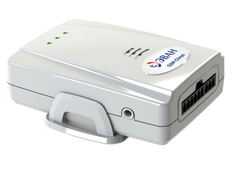 Термостат интелектуальный ZONT H-1 GSM-Climate