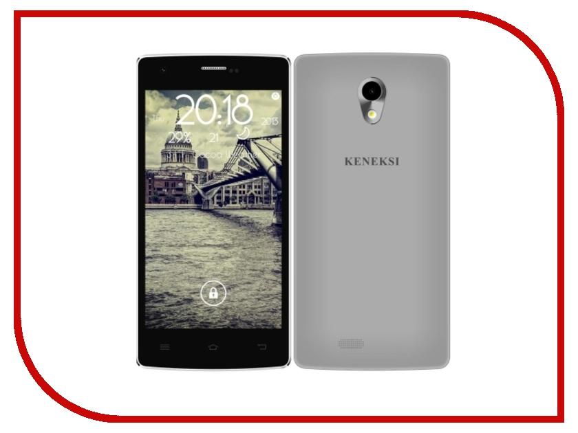 Сотовый телефон KENEKSI Amulet WhiteСотовые телефоны, смартфоны и фаблеты<br><br>