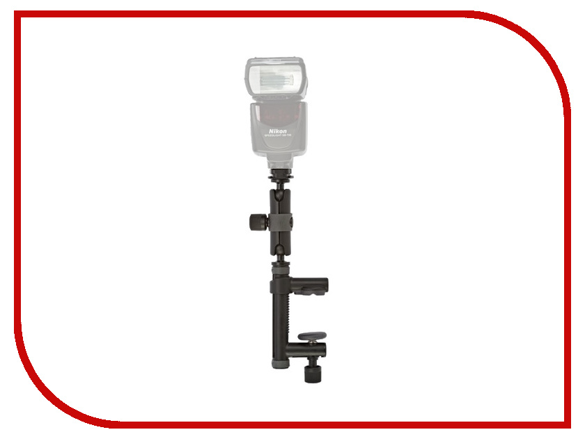 Штатив Joby Flash Clamp & Locking Arm Grey