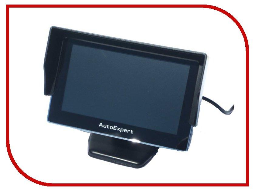 Монитор в авто AutoExpert DV-450 autoexpert vc 201