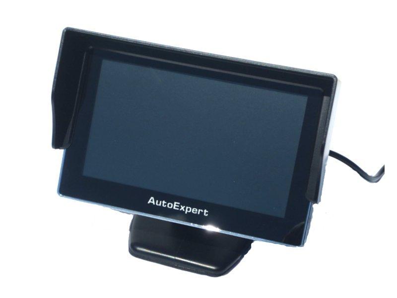 Монитор в авто AutoExpert DV-450
