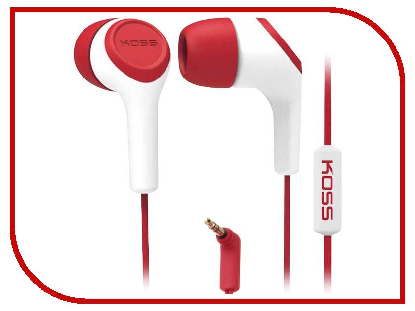 Гарнитура Koss KEB15i Red<br>